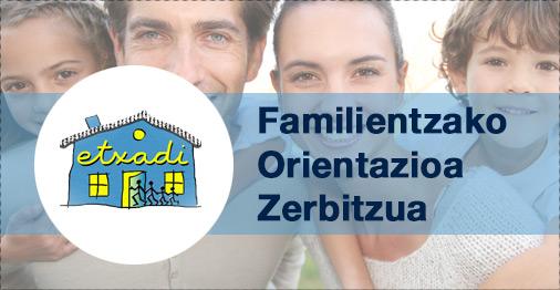 Familientzako Orientazioa Zerbitzua
